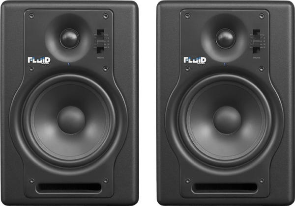 Fluid Audio F5 スタジオモニター ペア