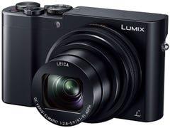 Panasonic LUMIX DMC-TX1 コンパクトデジタルカメラ
