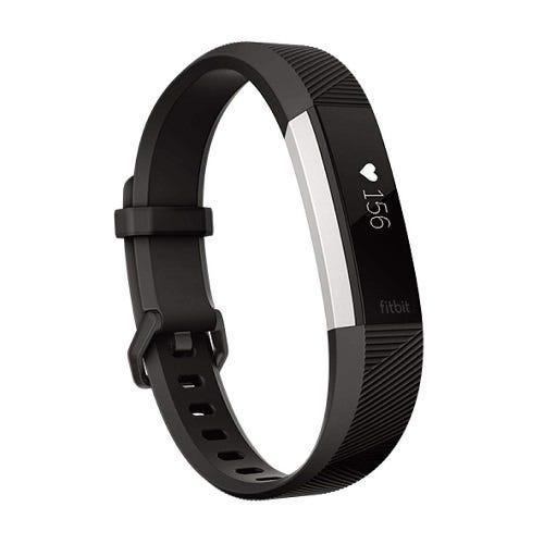 [新品] Fitbit フィットネスリストバンド AltaHR Small Black  [もらえるレンタル®]