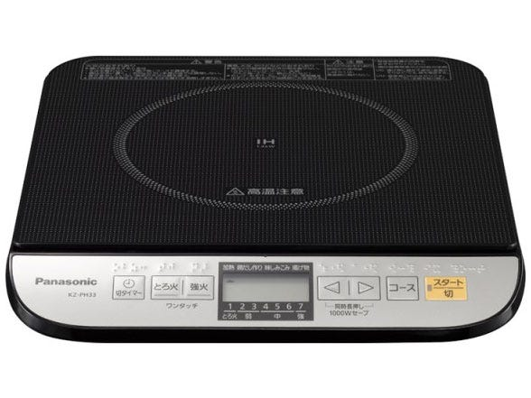 Panasonic 卓上IH調理器 KZ-PH33