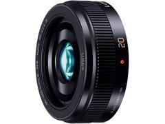 Panasonic LUMIX G 20mm / F1.7 II ASPH. 単焦点レンズ