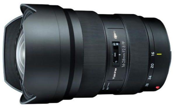Tokina opera 16-28mm F2.8 FF 広角ズームレンズ (CANON EFマウント)