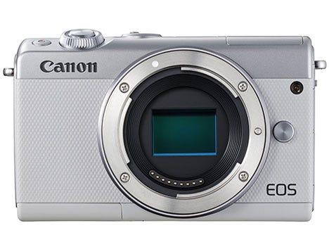 CANON EOS M100 ボディ ミラーレス一眼 ホワイト