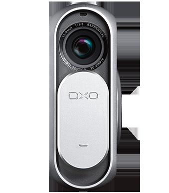 DxO ONE iphoneに取り付ける専用高画質カメラ