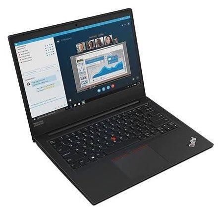 Lenovo ノートPC ThinkPad E490/20N8S19100 14型 ブラック