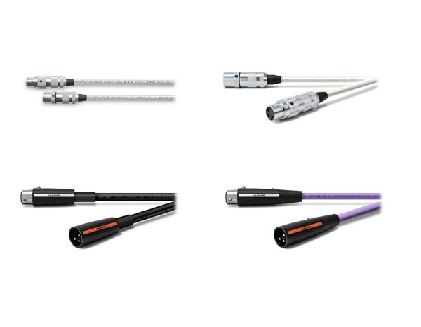 オヤイデ電気 XLRケーブル比較セット「AR-910」+「TUNAMI TERZO XX V2」+「ACROSS900 XX V2」+「PA-02TX V2」