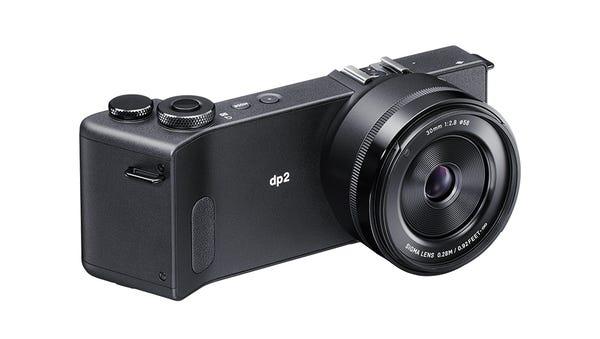 SIGMA dp2 Quattro 単焦点レンズ固定式 デジタルカメラ