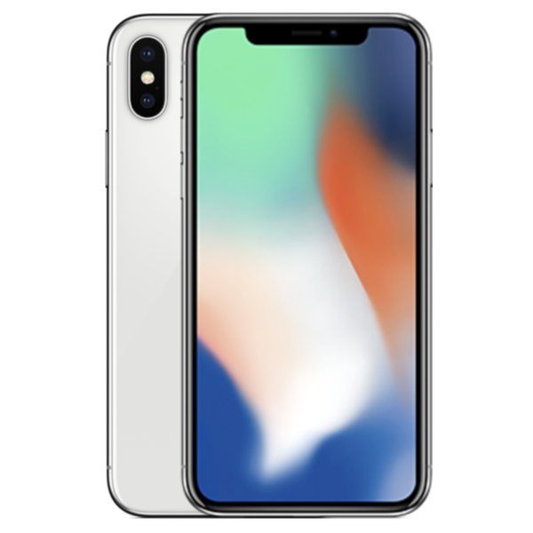 iPhone X 64GB  シルバー