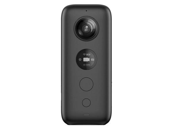 360度カメラ Insta360 ONE X バレットタイムハンドル 自撮り棒セット