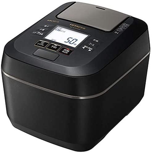 [新品]日立 炊飯器 ふっくら御膳 RZ-W100DM-K [フロストブラック] 1.0L(5.5合炊き)