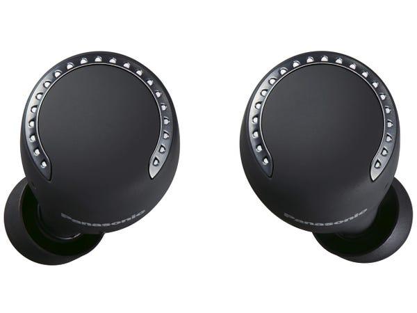 パナソニック RZ-S50W-K 完全ワイヤレスイヤホン ブラック