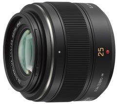 Panasonic LEICA DG SUMMILUX 25mm/F1.4 ASPH. H-X025 単焦点レンズ