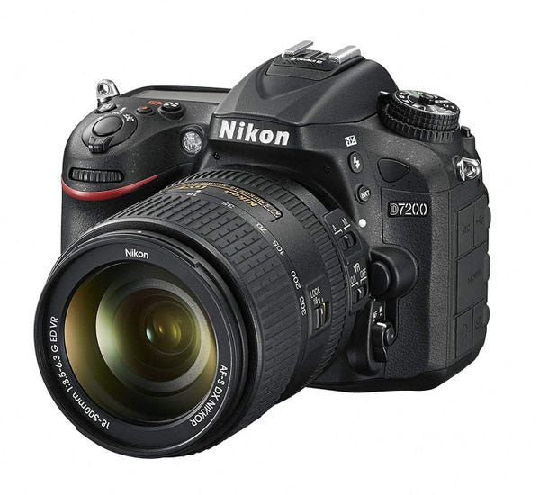 NIKON D7200 18-300 VR スーパーズームキット 一眼レフ