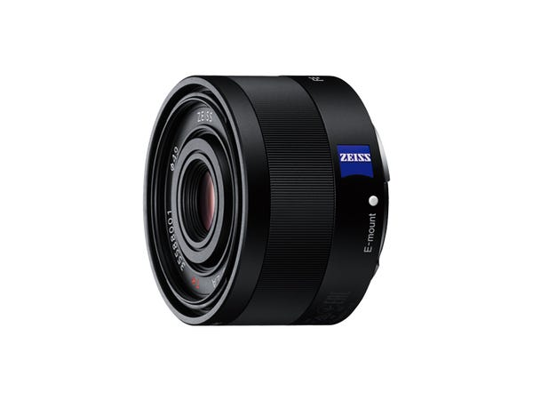 SONY E Sonnar T* FE 35mm F2.8 ZA SEL35F28Z 単焦点レンズ