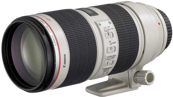CANON EF 70-200mm F2.8L IS II USM 望遠ズームレンズ