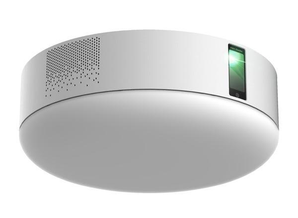 [新品]popin Aladdin SE 世界初の照明一体型3in1プロジェクター PA20U02DJ