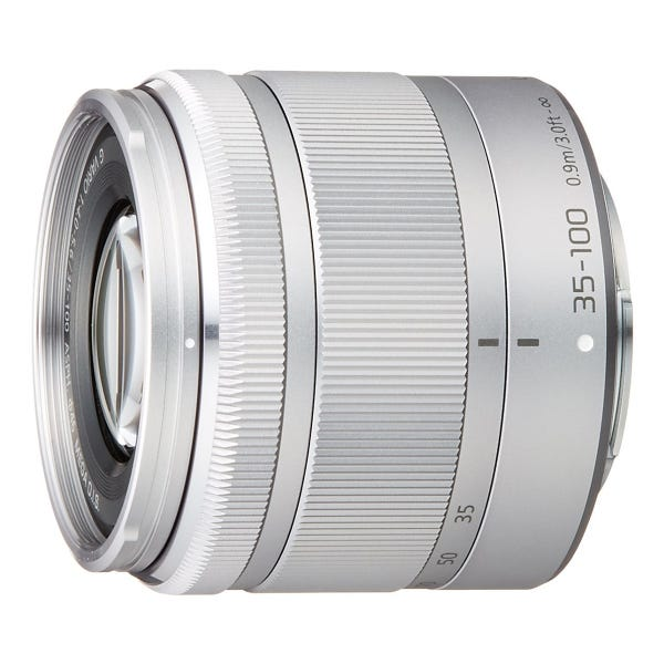Panasonic LUMIX G VARIO 35-100mm/F4.0-5.6 ASPH./MEGA O.I.S. H-FS35100 望遠ズームレンズ