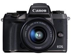Canon EOS M5 レンズキット ミラーレス一眼