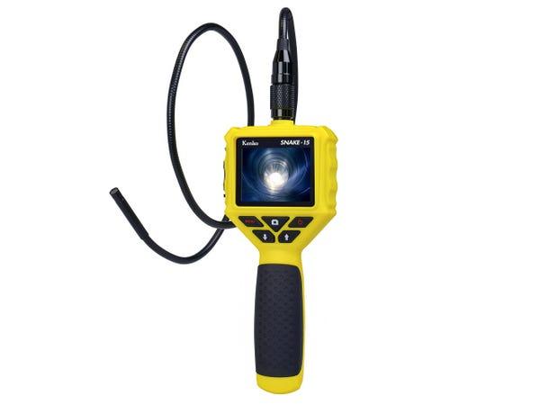 KENKO LEDライト付き防水スネイクカメラ SNAKE-15