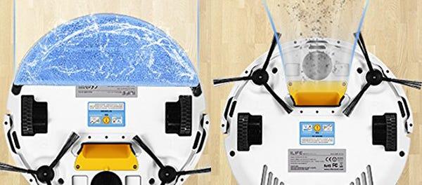 ILIFE V5s Pro ロボット掃除機