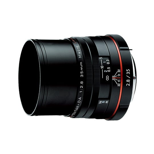 HD PENTAX-DA 35mmF2.8 Macro Limited マクロレンズ