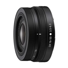 NIKON NIKKOR Z DX 16-50mm f/3.5-6.3 VR 標準ズームレンズ