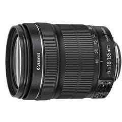 CANON EF-S 18-135mm F3.5-5.6 IS STM 高倍率ズームレンズ