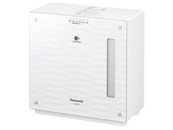 Panasonic  パナソニック ヒーターレス気化式加湿器 FE-KXT07-W