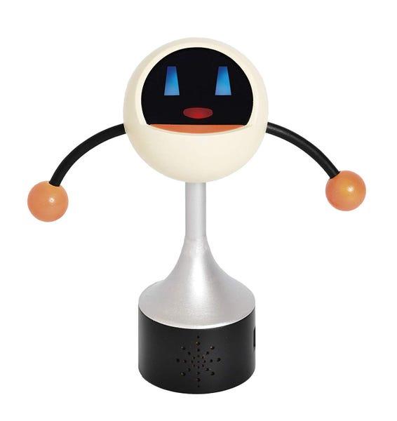 ロビ2 Robi2 組立済み完成品 DeAGOSTINI コミュニケーションロボット