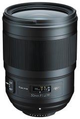 Tokina opera 50mm F1.4 FF 単焦点レンズ (NIKON Fマウント)
