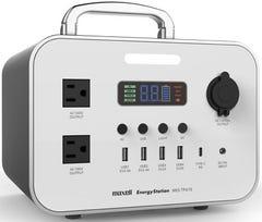 maxell マクセル 高出力ポータブル電源 Energy Station(エナジーステーション) MES-TR470