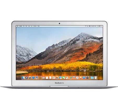 Apple MacBookAir 7,2 (13インチ 2017) シルバー メモリ8GB SSD128GB A1466