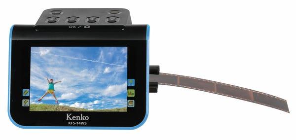 ケンコー 5インチ液晶フィルムスキャナー KFS-14WS