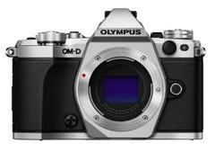 OLYMPUS E-M5 Mark II ボディ シルバー ミラーレス一眼