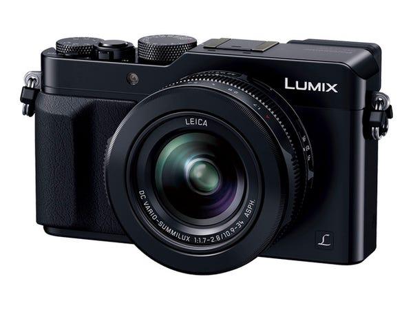 Panasonic LUMIX DMC-LX100-K コンパクトデジタルカメラ