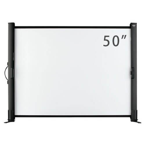 プロジェクター用スクリーン ELPSC32 (50型 / 卓上タイプ)