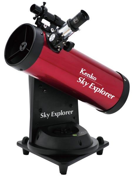 Kenko 天体望遠鏡 スカイエクスプローラー SE-AT100N 卓上型・コンパクトモデル