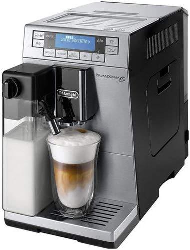 デロンギ プリマドンナXS コンパクト全自動コーヒーマシン ETAM36365MB