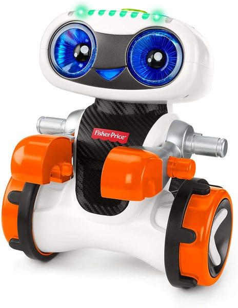 マテル Mattel フィッシャープライス プログラミングロボ キンダーボット GJB31