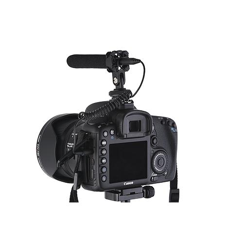 MicW iShotgun kit カメラ用マイク