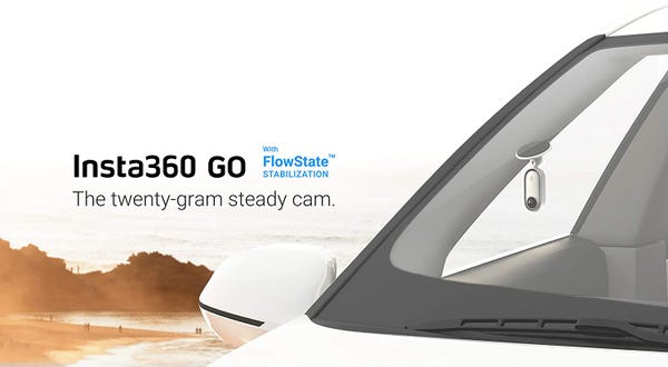Insta360 GO アクションカメラ