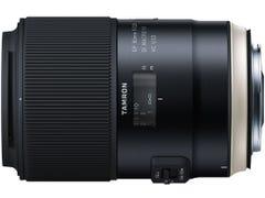 TAMRON SP 90mm F/2.8 Di MACRO 1:1 VC USD Model F017 単焦点レンズ (CANON EFマウント)