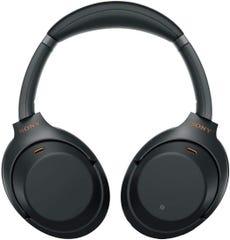 SONY  ワイヤレスノイズキャンセリングヘッドホン WH-1000XM3 ブラック