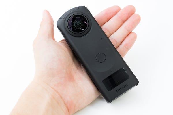 RICOH THETA Z1 360度カメラ