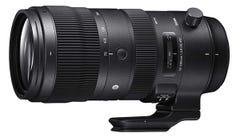SIGMA 70-200mm F2.8 DG OS HSM Sports 望遠ズームレンズ (CANON EFマウント) 590543