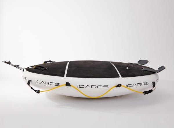ICAROS JAPAN フィットネスマシン イカロスクラウド ICAROS CLOUD