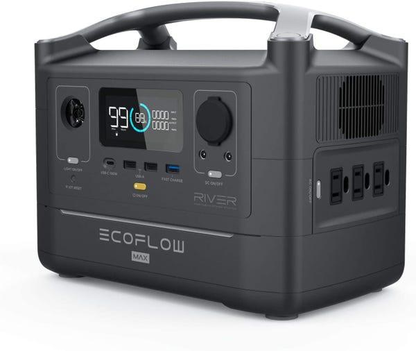 EcoFlow RIVER Max エコフロー ポータブル電源