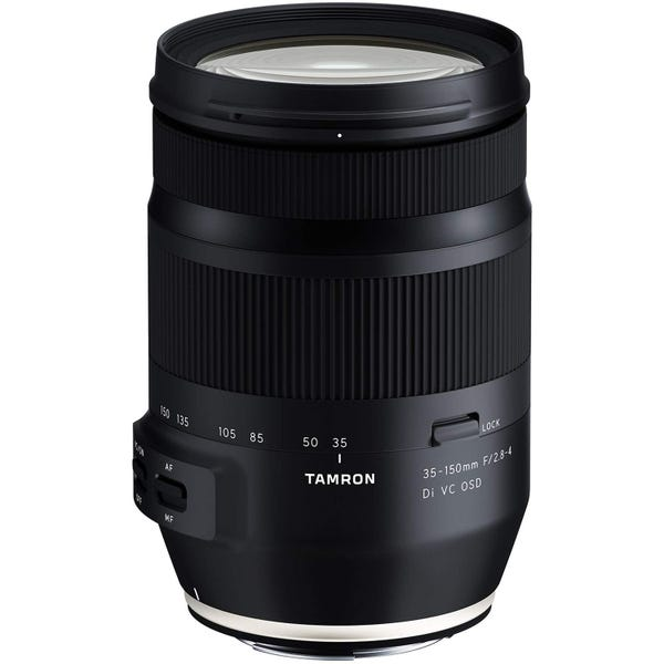 TAMRON 35-150mm F/2.8-4 Di VC OSD 望遠ズームレンズ Model A043 (CANON EFマウント)