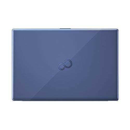 富士通 ワイヤレスマウス付き ノートPC FUJITSU LIFEBOOK AH77/D3 FMVA77D3LG メタリックブルー 15.6型液晶