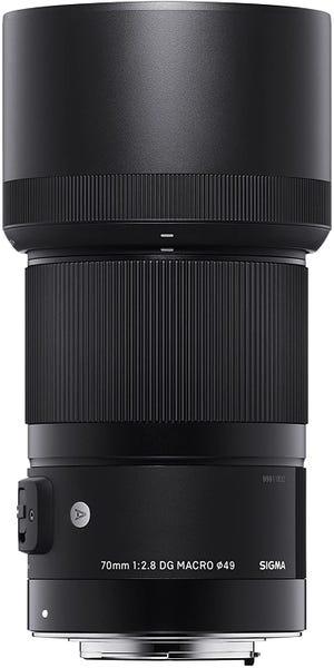 SIGMA 70mm F2.8 DG MACRO Art 単焦点レンズ (CANON EFマウント用) 271541